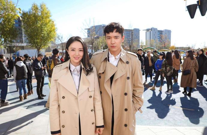 董璇和高云翔离婚时间 和平分开并没有闹得很严重