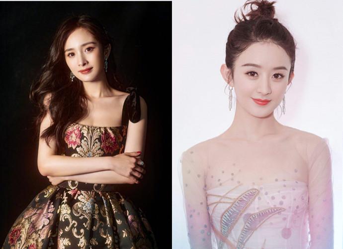 杨幂和赵丽颖谁的地位高 不同方面比较她们有不同的优势
