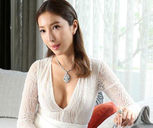 杨谨华和张怀秋分手原因 现在的老公ben是真爱